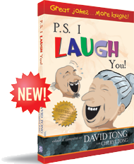 P S   I Laugh You